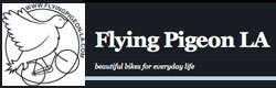 Flying Pigeon Bike Store near the Bike Oven